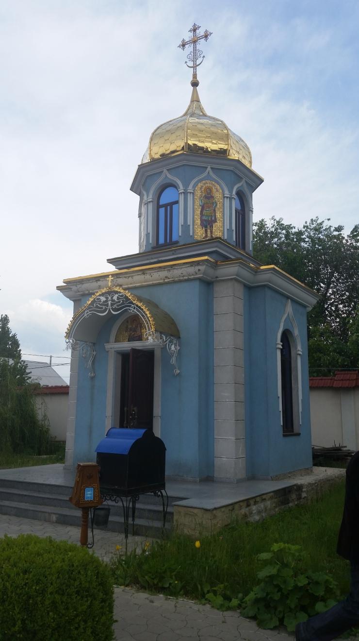 ciuflea monastery chisinau