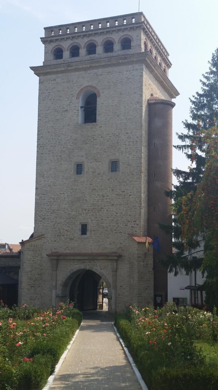 monastery tower iasi