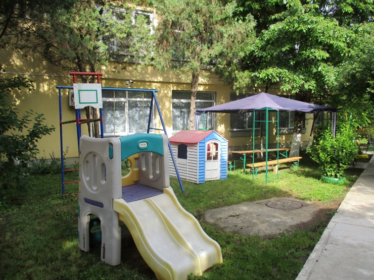 romanian orphanage iasi