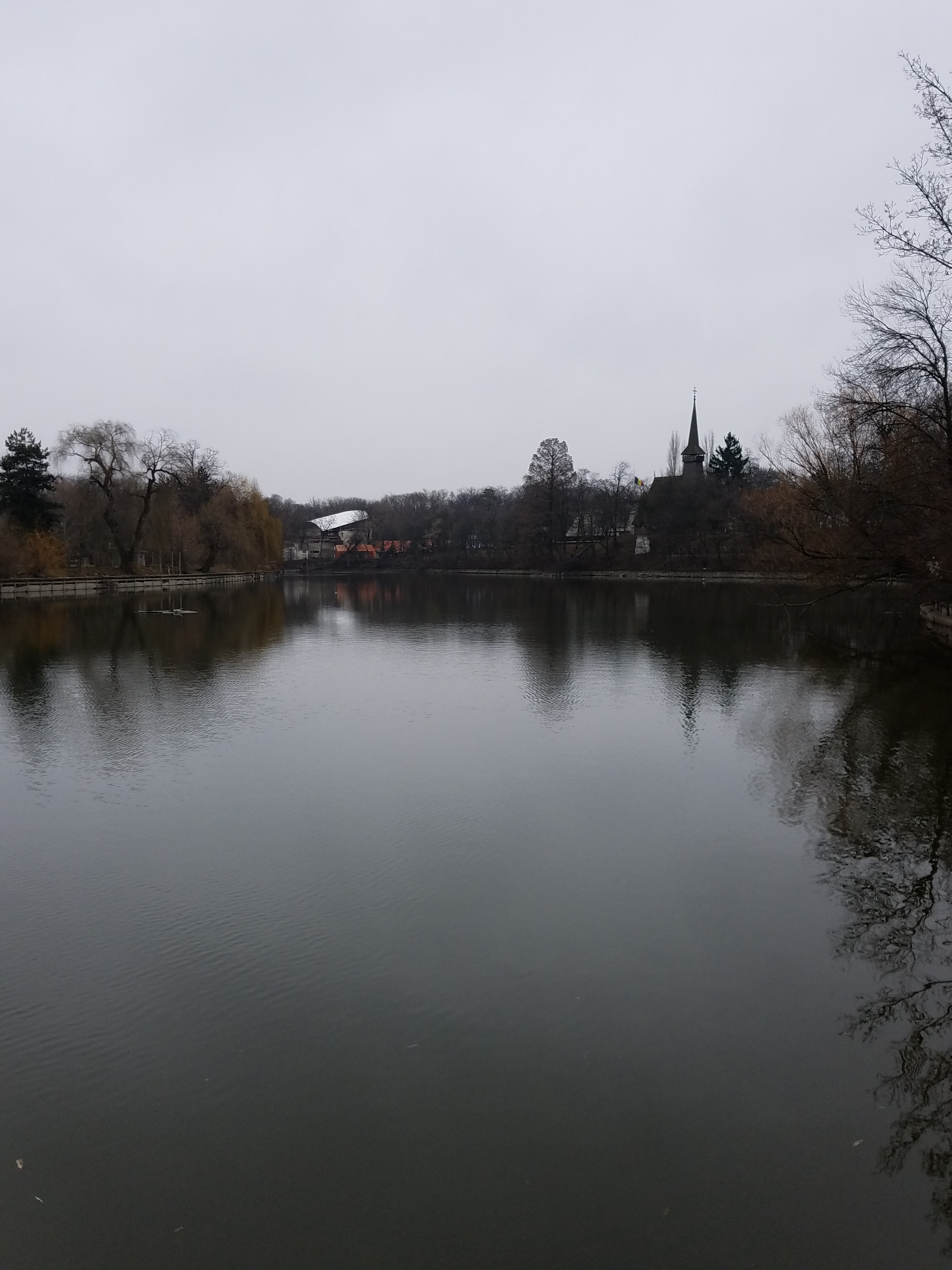 herastrau park bucharest