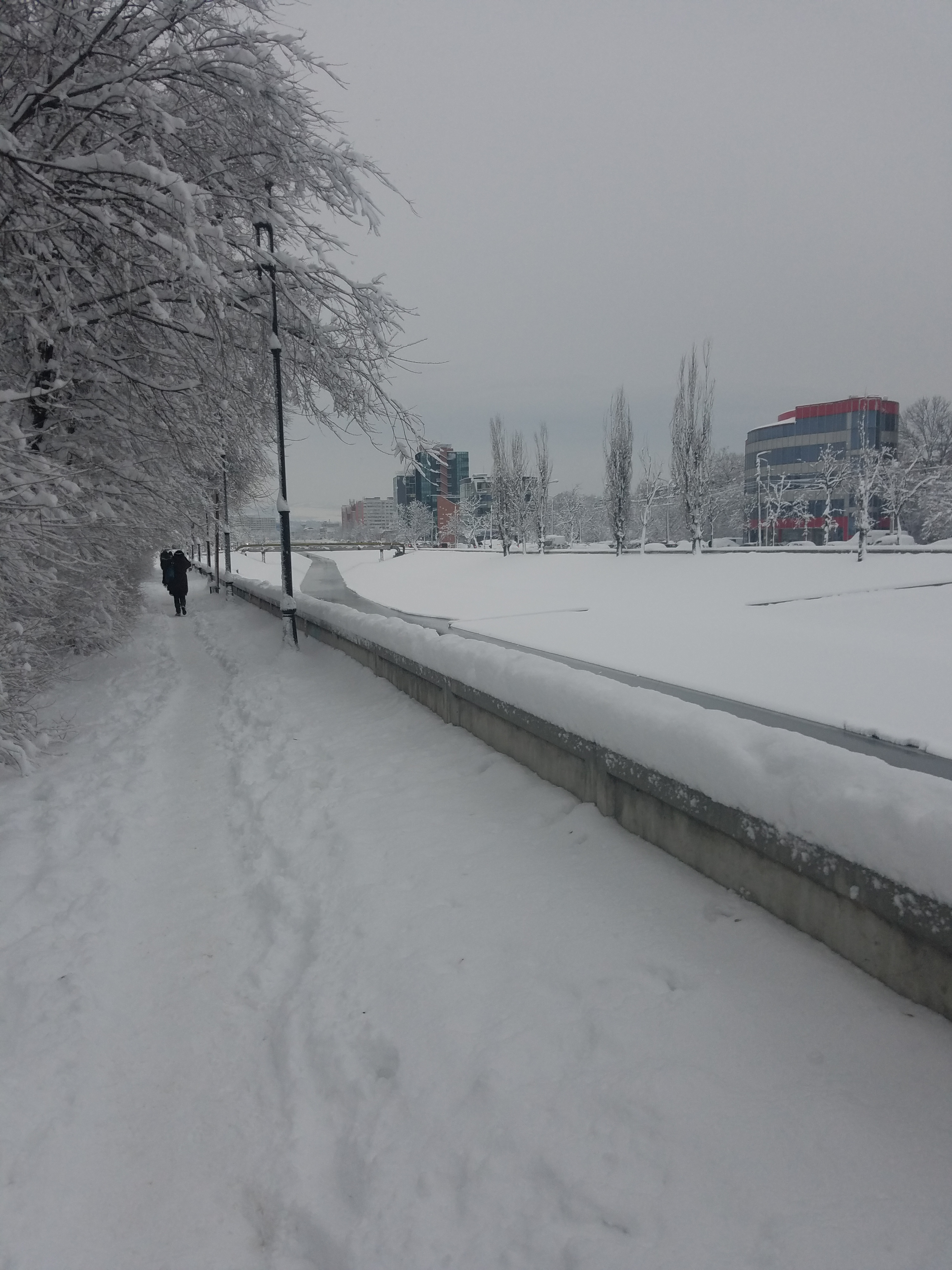 iasi romania winter