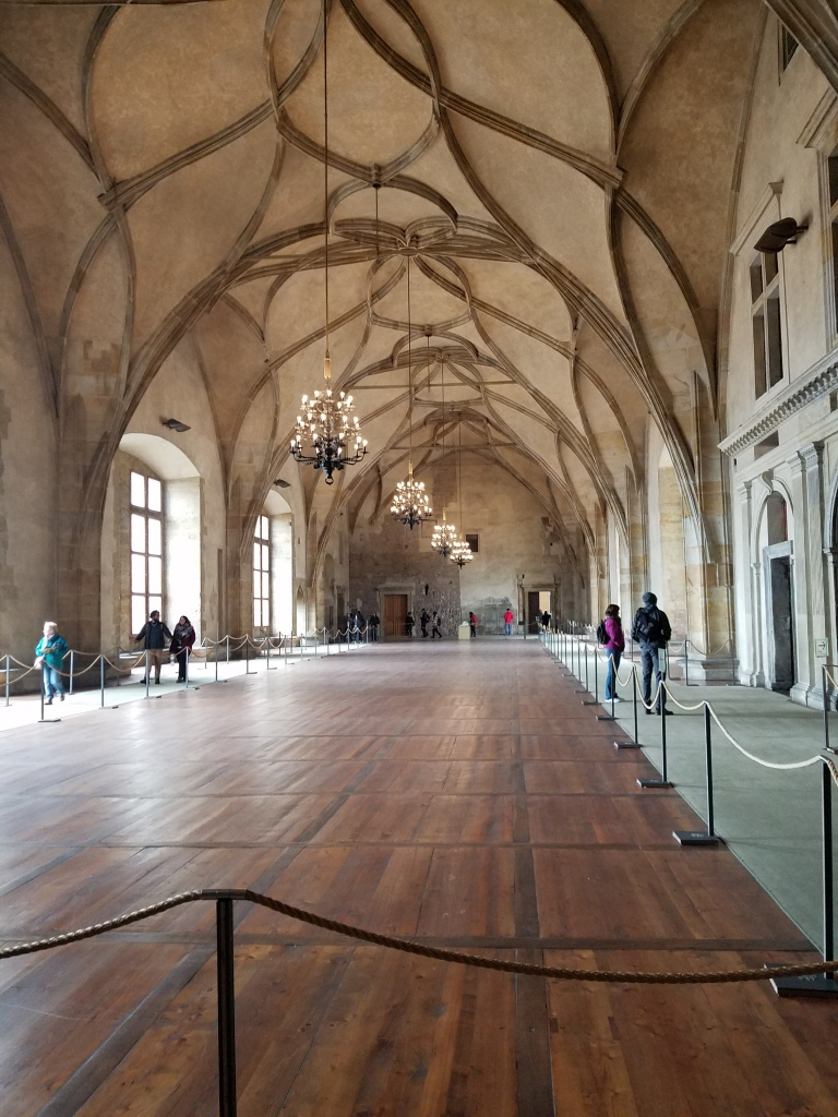 vladislav hall prague castle