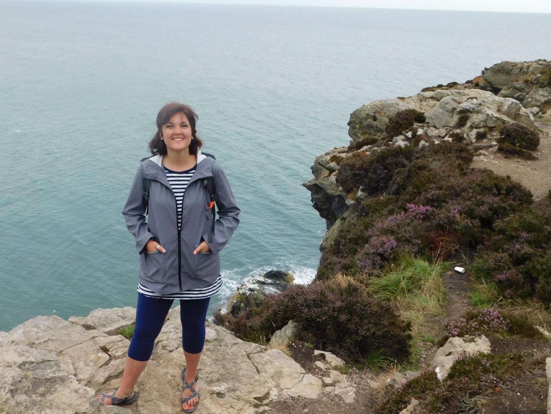 howth ireland cliffs