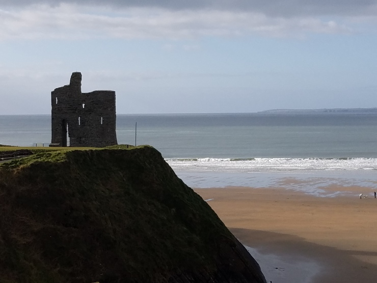 ballybunion castle ireland