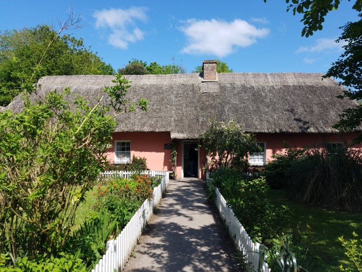 bunratty folk park house ireland