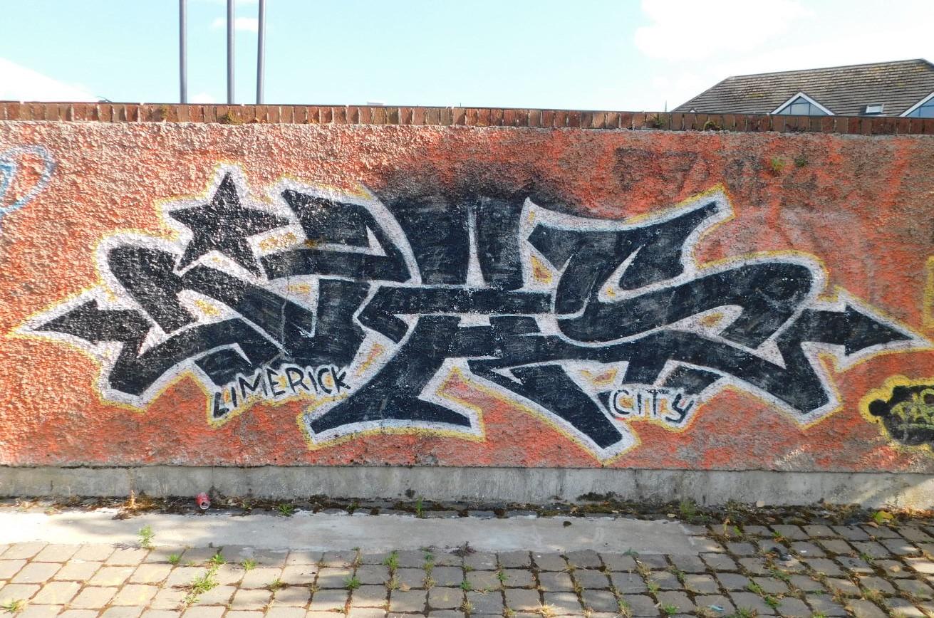 limerick ireland graffiti