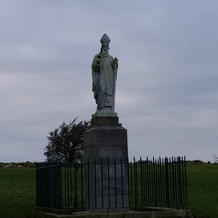 st patrick hill of tara