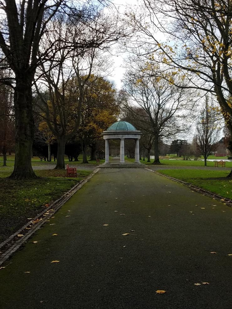 war memorial gardens dublin