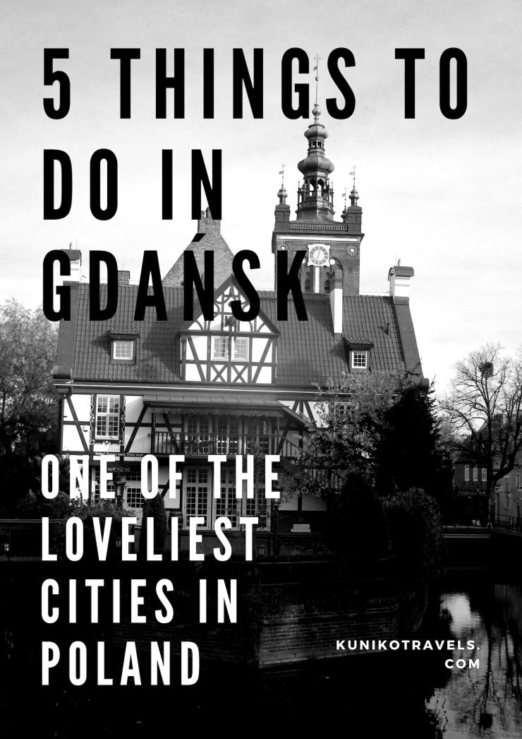 5 things to do in Gdańsk