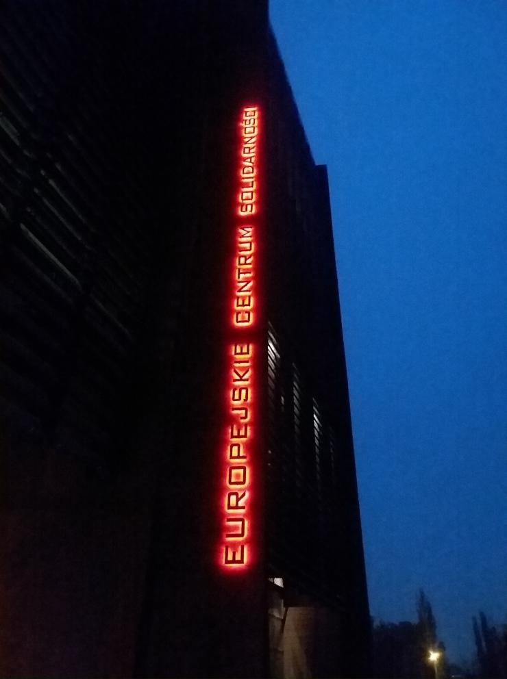 solidarity museum gdansk
