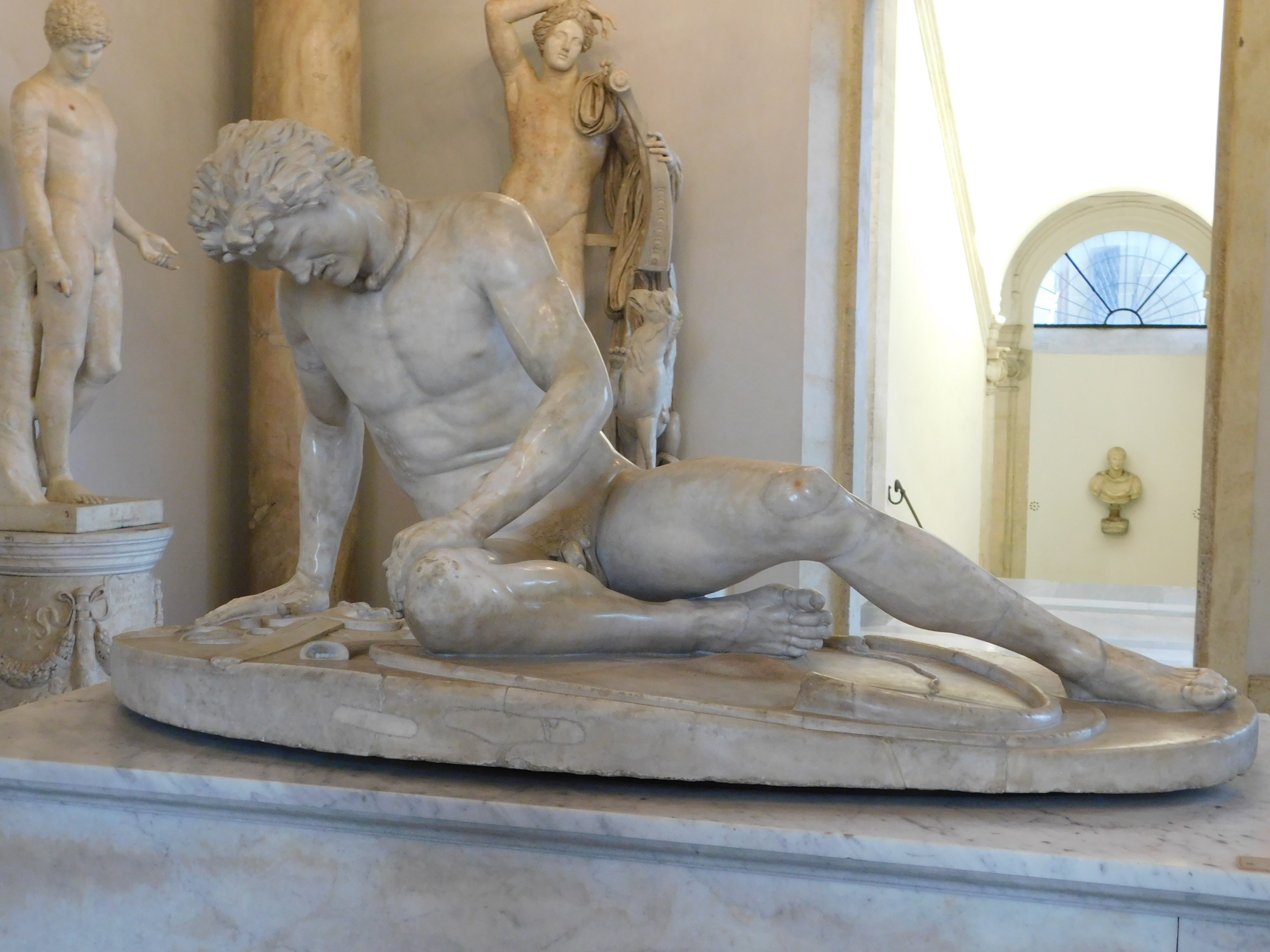 the dying gaul capitoline museum