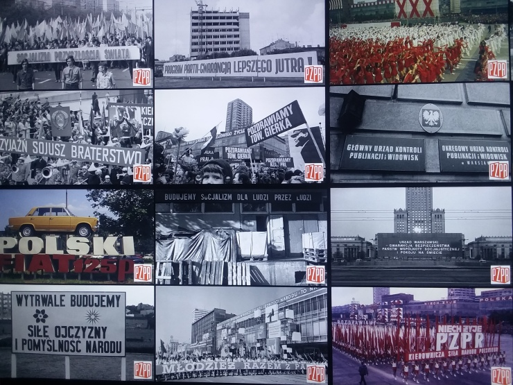 solidarnosc images of communism