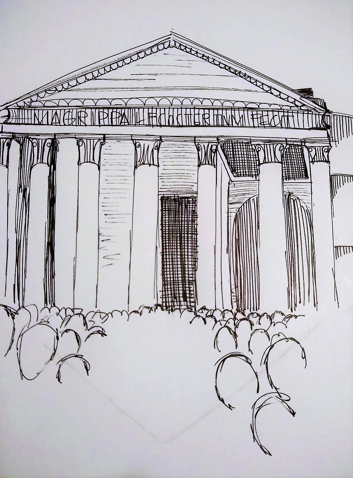 pantheon sketch kiana poole